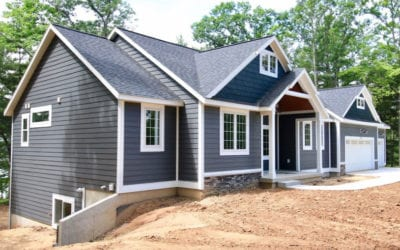 Building a New Home on Your Lot